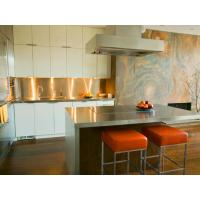Quality elegant beauty solid surface kitchen top wholesale