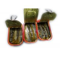 China 3 - 5 Pieces Canned Sardines Fish In Vegetable Oil NW 125g / DW 90g Type on sale