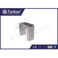 Quality Heavy Duty Bidirectional Tripod Turnstile Gate Double Machine Core Stainless Steel wholesale