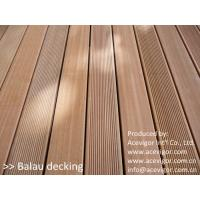 Quality Outdoor Balau decking wholesale