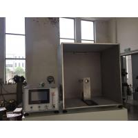 Quality Fire Resistance Textile Testing Laboratory Fabric Flame Test Standard NFPA701 wholesale