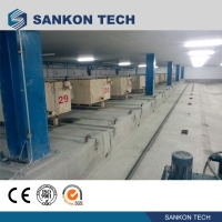 China CE 380V Autoclaved Aerated Concrete Production Line on sale