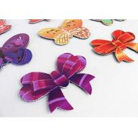 Buy cheap OEM / ODM Service Bowknot Hair Velcro Pad Posted Magic Belt Hair Accessories product