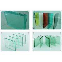 Quality Float Laminated Safety Glass 6.38 Mm-42.3 Mm Thickness Air / Argon Insulating wholesale