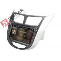 Cheap Rockchip PX3 7 Inch 2 Din Android Car DVD Player For Hyundai Verna / Accent / Solaris for sale