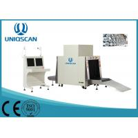 Quality 24bit Colorful Baggage Scanning Machine , X Ray Detection Systems For Airport Station wholesale