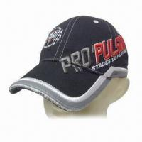 China Sports Fashion Cool Caps, Customized Designs Welcomed on sale