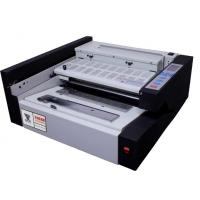 Quality Stable 420mm Desktop Manual A4 Binding Machine 1000w Easy To Learn wholesale