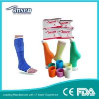 China CE FDA Approved Medical Dressing Cast Bandage Orthopedic Fiberglass Casting Tape on sale