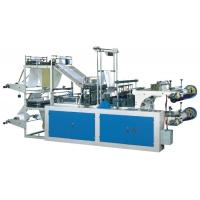 Quality Full-Automated Plastic Film Bag Making Machine for Packing 220V 50Hz wholesale