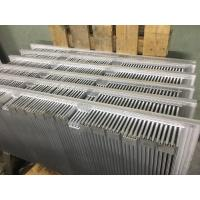 Quality High Performance Extruded Aluminum Heat Sinks for electrical power cooling Solutions wholesale