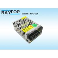 Quality 12V 2A 25W Metal Cased CCTV Camera Single Output Voltage Power Supply Constant Current wholesale