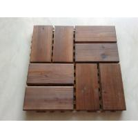 Quality Cedar outdoor flooring wholesale