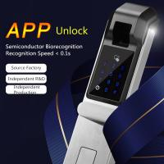 Quality Smart Fingerprint Lock / Electronic Password Lock For Anti - Theft Door wholesale