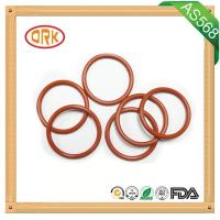 Red Nitrile O Ring Rubber Seal  Oil Resistance For Auto Parts