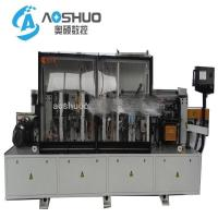 China Woodworking Board Type Auto Edge Banding Machine Making Wood Pallet on sale