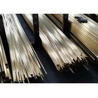 Quality Brass Bar C3604 - C3771 Copper Alloy Tube For Communication SGS Certificate wholesale