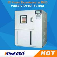 Quality 400kg Temperature Humidity Test Chamber With PLC Touch Screen Controller wholesale