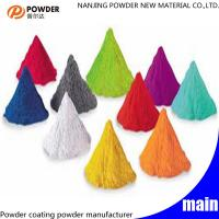 Quality Blue Over Spray Epoxy Resin Powder Coating Exceptional Protective Properties wholesale