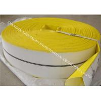Quality High Strength Pneumatic Airslide Hose 100 Meters For Bulk Cement Trailer Discharging wholesale