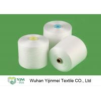 Quality Z Twisted 100% Polyester Spun Yarn Raw White Staple Yarn 20/2 For Sewing Thread wholesale