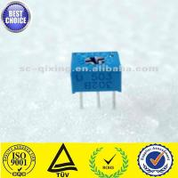 Quality 3362 Single-turn trimming potentiometer wholesale