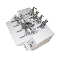 China Bending Resistance Universal Material Testing Machine For Finished Shoes on sale
