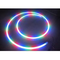 Quality Colorful Battery Powered Neon Led Strip Lights High Luminous Flux Eco - Friendly wholesale