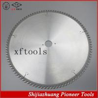 China 300mm tungsten carbide circular saw blade for cutting aluminum on sale