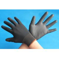 Quality Latex dipped work gloves with cotton knitted liner wholesale