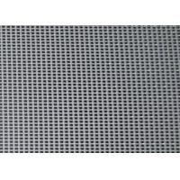 China Custom 100 Polyester Mesh Fabric / Plain Weave Mesh For Paper Pulps Making on sale