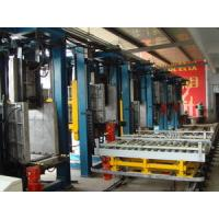 Quality Refrigerator Automated Assembly Line , 6-station Cabinet Foaming Lines wholesale