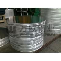 Quality Round Shaped Anodized Aluminum Blanks High Durability For Making Pots wholesale