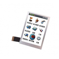 Quality MCU SPI RGB Interface 16.7M Color 3.5 Inch TFT LCD Display wholesale