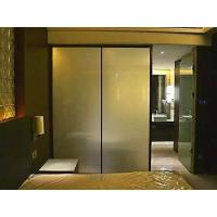 China Self-adhesive PDLC film for bathroom application on sale