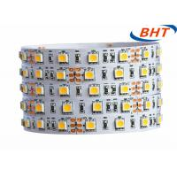 Quality Warm White Low Voltage Led Strip Lights High Brightness 120 Degress Beam Angle wholesale