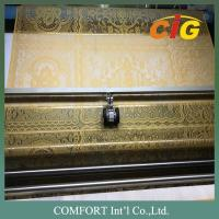 Buy cheap Polyester Home Textile Products Width 1.6m 87gsm White Lace Fabric For Tablecloth product
