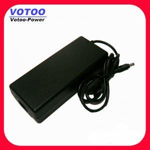 Quality EU Plug 120w 12V 8A Laptop AC Power Adapter , AC / DC 100w Power Supply wholesale