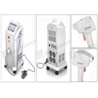 Quality 808nm Diode Laser Hair Removal Machine , Permanent Hair Removal Devices wholesale