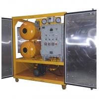 Quality Customized Mobile Water-Proof Vacuum Transformer Oil Filtration Equipment wholesale