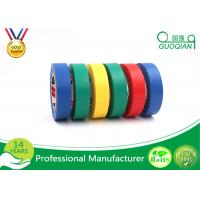 Quality Adhesive Insulation Masking PVC Multi Colored Electrical Tape Heat - Resistant wholesale