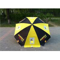 Quality Oxford Outdoor Sun Umbrellas , Large Outside Shade Pub Garden Umbrellas wholesale
