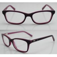 Quality Hand Made Acetate Kids Eyeglasses Frames to Children Protect Eyes wholesale