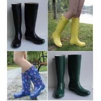 Quality Various Woman Rubber Boots wholesale