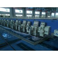 Quality 4 In 1 Automatic Embroidery Machine , 12 Head Embroidery Machine Multi Languages Available wholesale