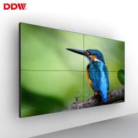 China Conference Room LCD Video Wall Display 500 Nits Restaurant Hotel Multi Interface on sale