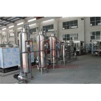 Quality Portable Mineral Water Purification Machine , Reverse Osmosis Treatment Machine wholesale