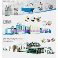 China One Time GPPS Foam Fast Food Box Equipment on sale
