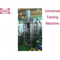 Quality Large Capacity Servo Hydraulic Wire Tensile Testing Machine Of Concrete Single Zone wholesale