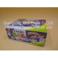 Cheap Various Candy Shapes Green Milk Tablets Lowest Calorie For Entertainments GMP for sale